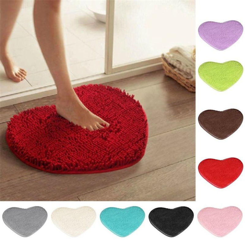 40*28cm Non-slip Bath Mats Kitchen Bathroom Home Decor Kitchen Dining Accessories Decoration Tool New Arrival Hot Selling