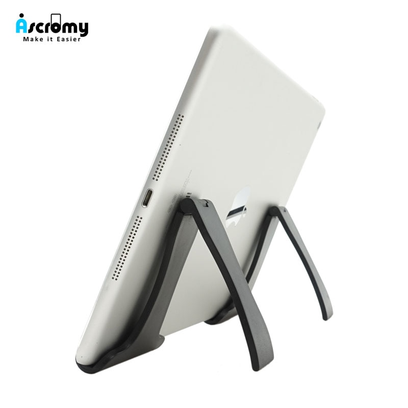 Ascromy 2PCS Tablet Holder Stand For Xiaomi Apple New 2018 iPad Pro 11 10.5 9.7 iPhone XS Max Tablet Samsung Support Accessories