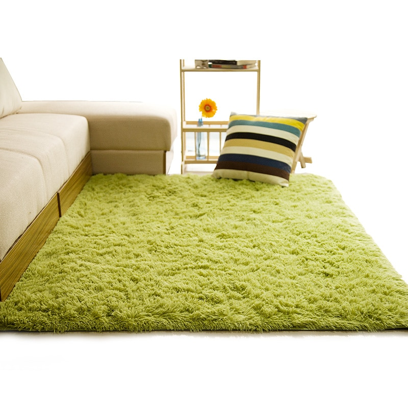 Soft Shaggy Carpet For Living Room European Home Warm Plush Floor Rugs fluffy Mats Kids Room Faux Fur Area Rug Living Room Mats