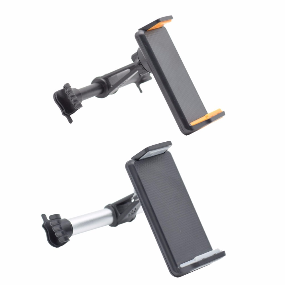 Universal Alloy Car Back Seat 4-11 inch Smart Phone Tablet PC Holder Bracket Mount for iPad 2 3 4 Tablet Accessories C26
