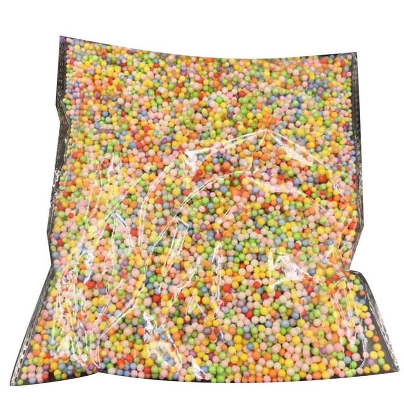 16000pcs Colorful Styrofoam Balls Mini Foam Balls Decorative Ball DIY Craft Supplies DIY TOYS BEAD TOYS
