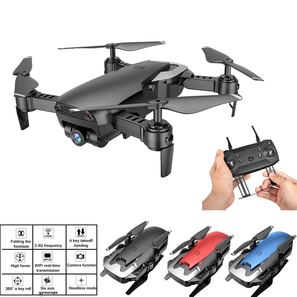 MuqGew Rc helicopter X12 Drone 0.3MP Quadcopter With Camera WiFi FPV 2.4G One Key Return Quadcopter Helicopter with camera hd