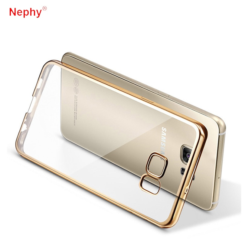 Nephy Luxury Ultrathin Phone Case For Samsung Galaxy A3 A5 A7 2015 2016 2017 S3 S4 S5 S6 S7 Edge S8 S9 Plus Note 3 4 5 8 9 Cover