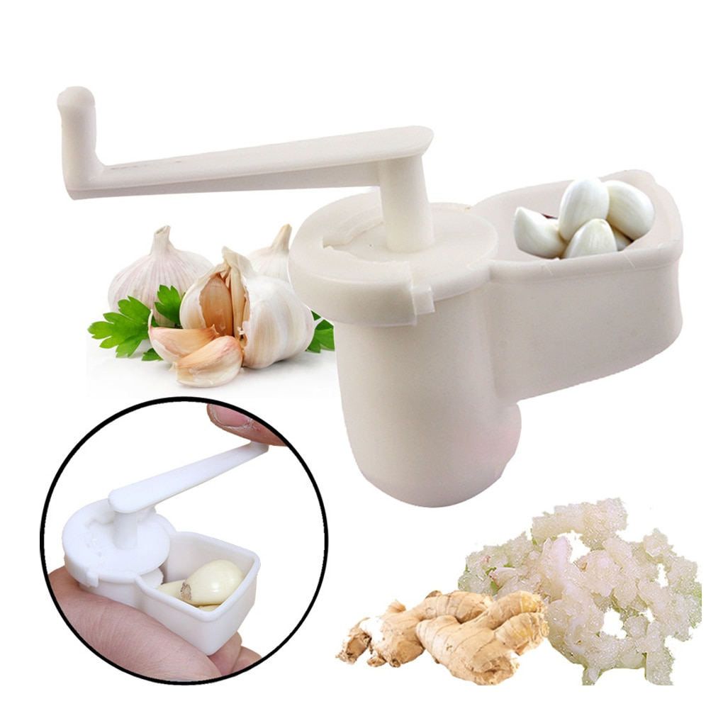 New Kitchen Cooking Tool Potato Garlic Cutter Fruit Vegetable Tool Ginger Garlic Presses Kitchen tool Best Selling