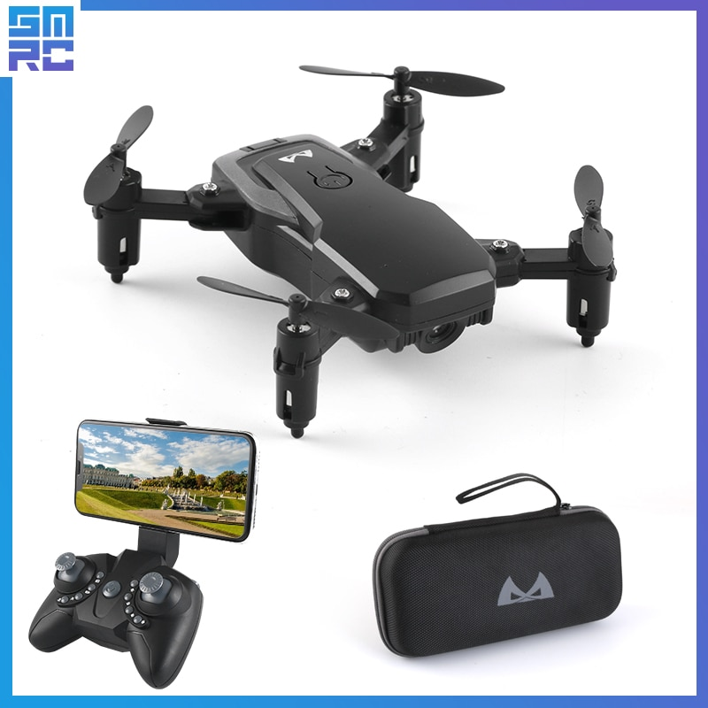 SMRC M11 Mini Quadrocopter Pocket Drones with Camera HD small WiFi mine RC Plane Quadcopter race helicopter  S9 fpv racing Dron
