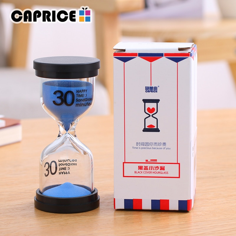 Hourglass 1/3/5/10/15/30 Minutes Timer 60 Minute Sand Watch Clock One Hour 45 Mins Gift Timer Home Decoration Accessories HGXSL