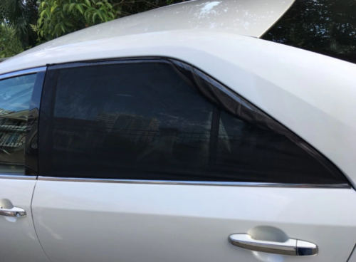 UV Protected Car Sun Shades - Buy 1 & Get 1 Free photo review