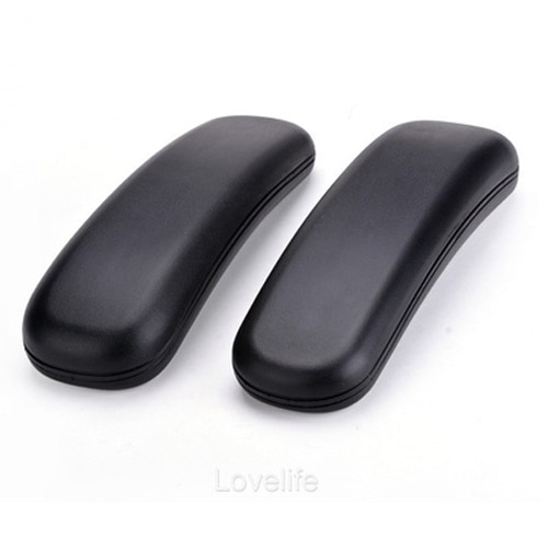 "1 Pair Office Chair Parts Arm Pad Armrest Replacement 9.75"" x 3"" wholesale price"