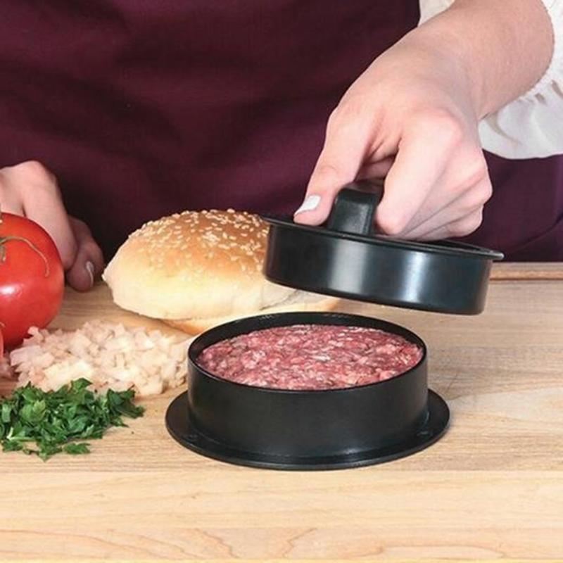 Meat Tools Non-Stick Chef Cutlets Hamburger Forms Hamburger Maker Burger Mould Press For Cutletses Burger Maker Mould
